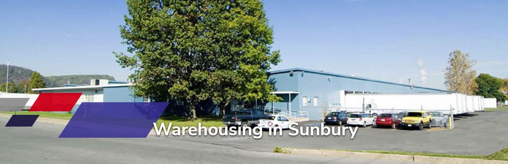 Property photo of Sunbury Distribution Center
